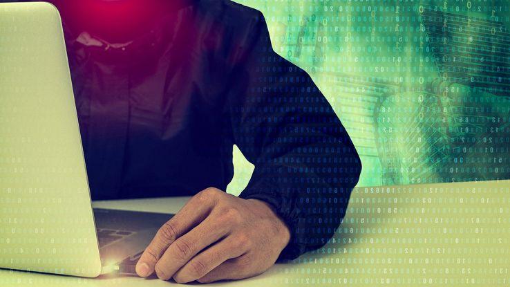 Hacker ruba dati