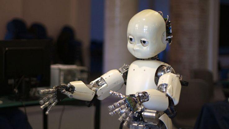 I robot aiutano a comprendere lo sviluppo dell'apprendimento umano