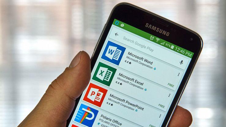 Microsoft aggiorna le sue app su Android con nuove funzionalità