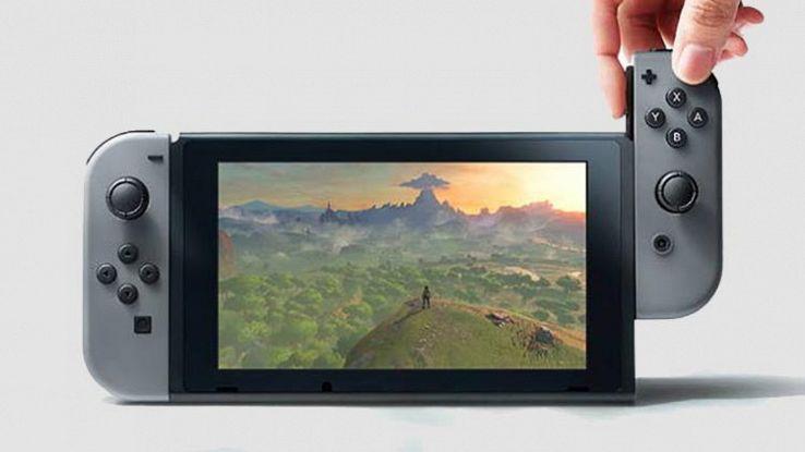 Nintendo Switch, la presentazione ufficiale il 13 gennaio 2017