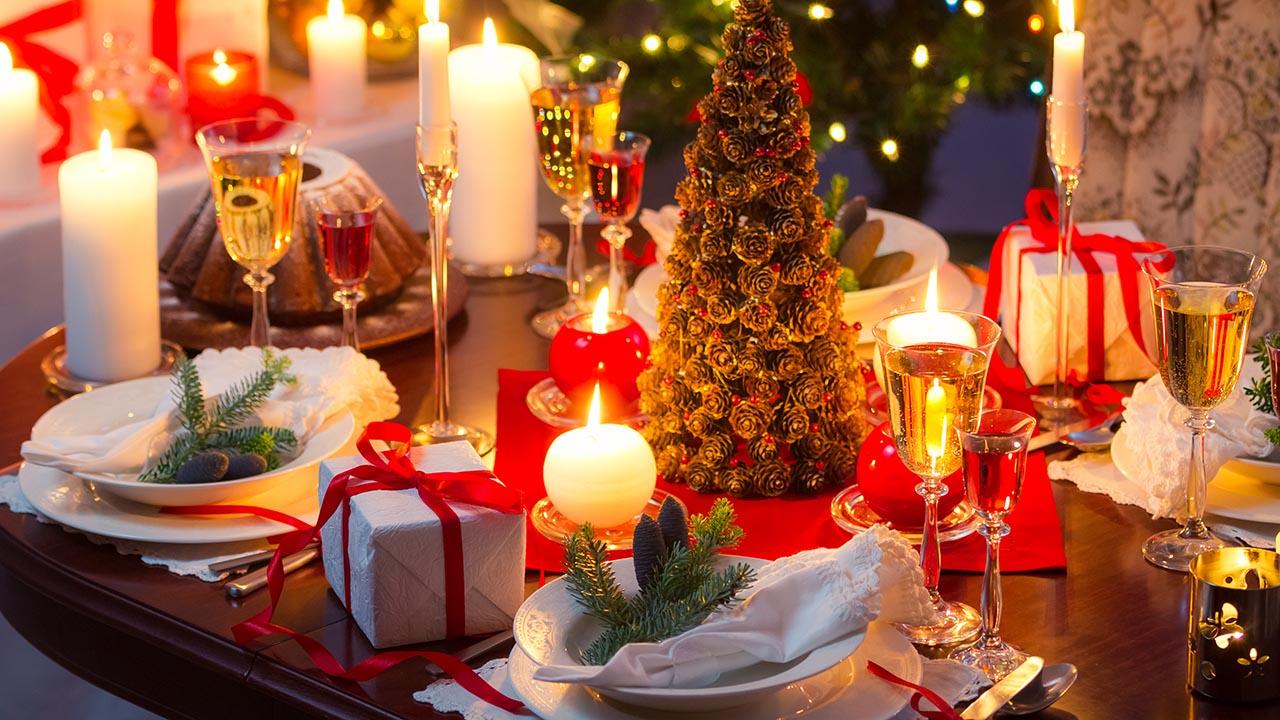 Decorazioni Da Tavola Per Natale : Tavola e decorazioni per natale befana capodanno app e siti
