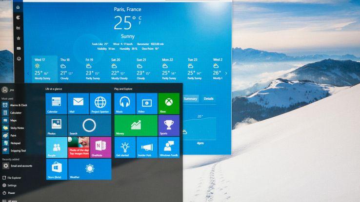 windows 10-aggioranemnti