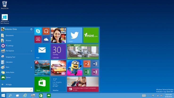 """Microsoft lavora a una """"modalità gioco"""" su Windows 10"""