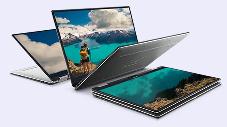 Dell pronta a lanciare un pc 2 in 1 con display Infinity Edge