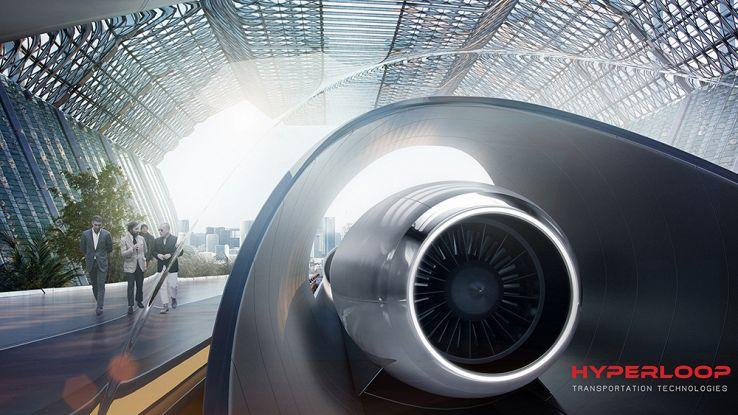 Hyperloop TT realizzerà i treni superveloci a Tolosa, in Francia