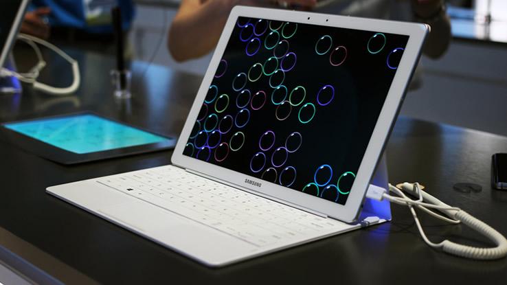 Tablet Samsung 12 pollici