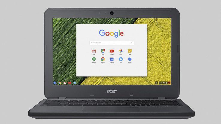 Chromebook 11 N7: il portatile low cost per la scuola