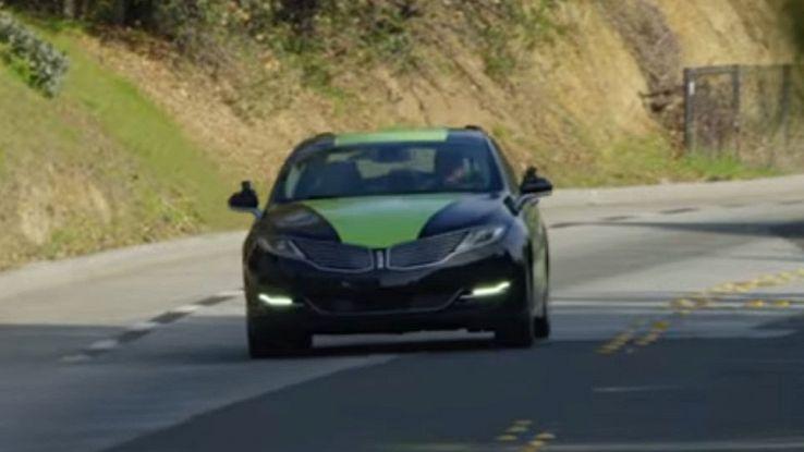 L'auto a guida autonoma di Audi e NVIDIA è pronta per il mercato