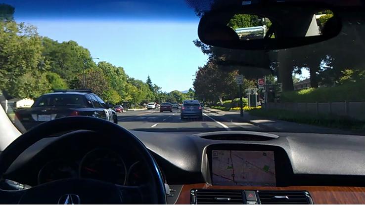 Le automobili connesse collaborano per evitare incidenti stradali