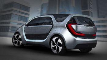 Fiat-Chrysler: l'auto del futuro sarà un minivan elettrico. Le foto
