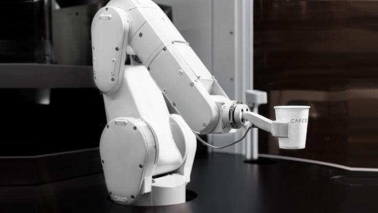 Gordon, il robot che fa il caffè e sostituisce i baristi
