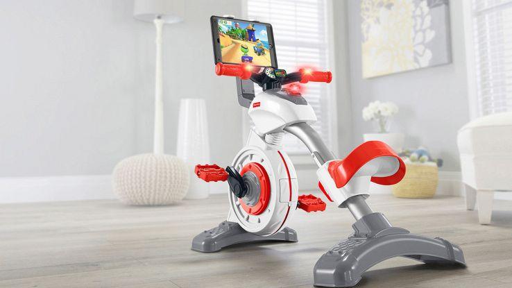 Smart Cycle, la cyclette dedicata ai bambini con problemi di peso