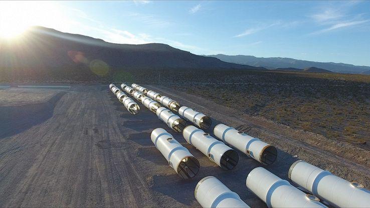 Hyperloop, il sogno diventa realtà. Primi test a Las Vegas