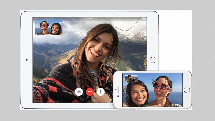 Apple, FaceTime si aggiorna: arrivano le chiamate di gruppo