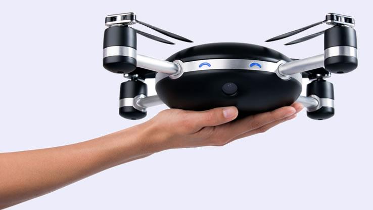 Lily, il drone per selfie