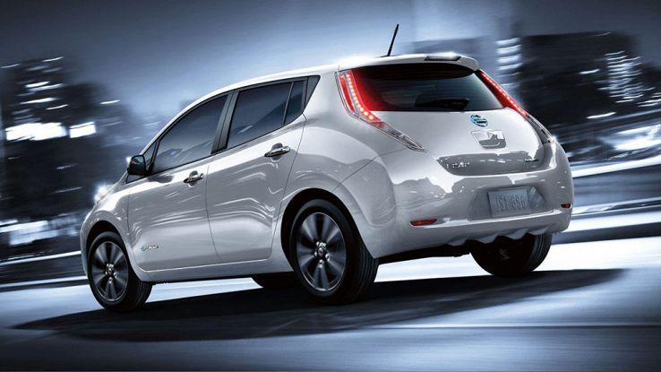 Nissan e NASA insieme per l'auto a guida autonoma