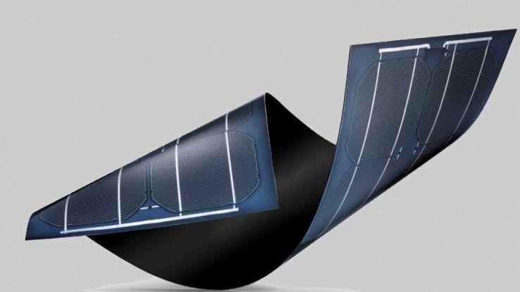 Energie rinnovabili, da Sunflare i pannelli solari flessibili