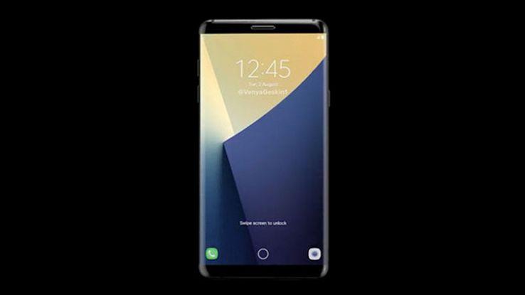 Samsung Galaxy S8, le immagini ufficiali e le specifiche tecniche