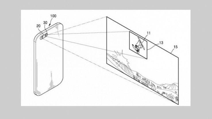 Samsung brevetta una nuova fotocamera dual-lens rivoluzionaria