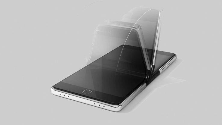 Il prossimo smartphone pieghevole? Il Royal FlexPhone