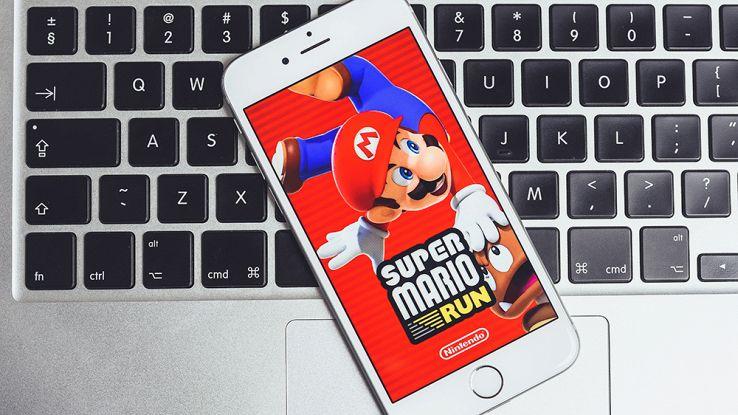È morto Super Mario... Quello vero