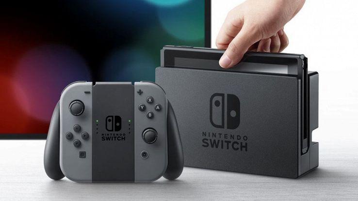 Nintendo Switch, la console ibrida arriverà in Italia il 3 marzo