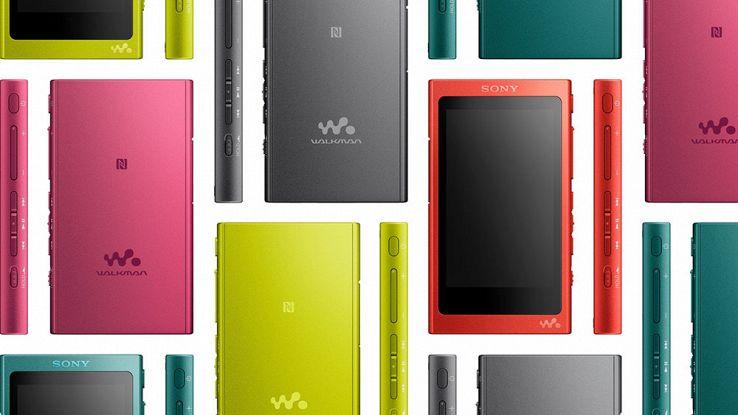 Bentornati anni '80, Sony lancia il nuovo Walkman 2.0