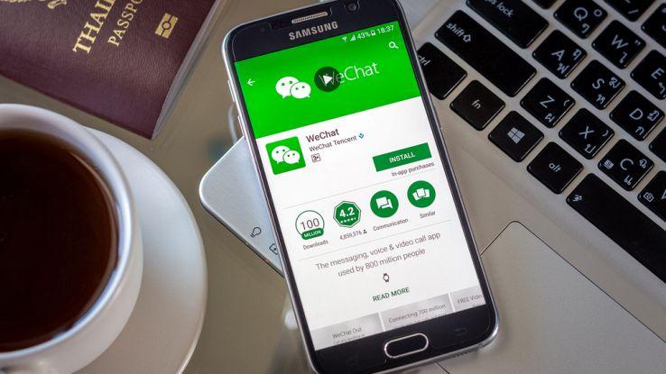 WeChat lancia le applicazioni che non si installano