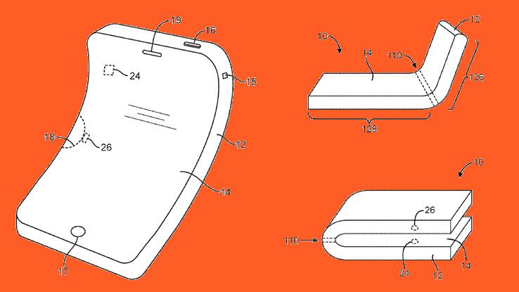 Apple sforna altri brevetti: realtà aumentata e smartphone flessibile