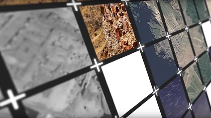 Aiuta gli archeologi a trovare reperti analizzando le foto satellitari