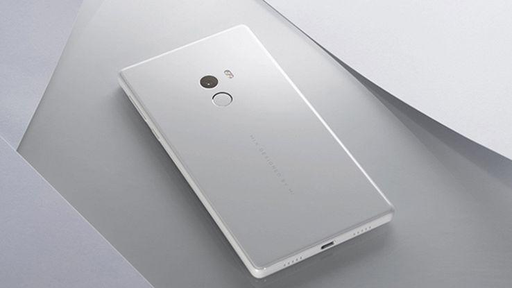 Xiaomi Mi Mix 2, in arrivo il nuovo smartphone senza cornici