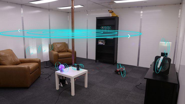 Disney progetta la stanza wireless che ricarica lo smartphone