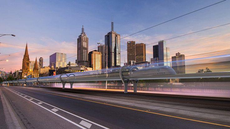 Hyperloop: ecco una nuova azienda, si chiama Arrivo ma non è italiana