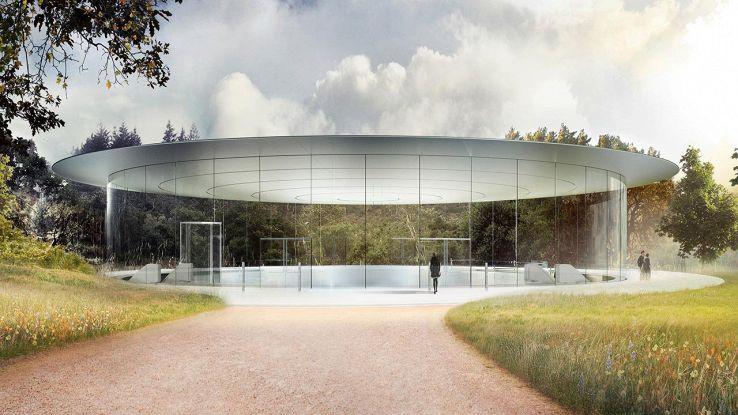 Apple Park, il nuovo campus dell'azienda aprirà ad aprile