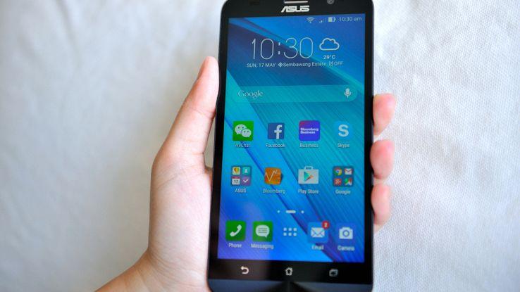 Asus Zenfone 4, arriverà a maggio. Ecco le caratteristiche