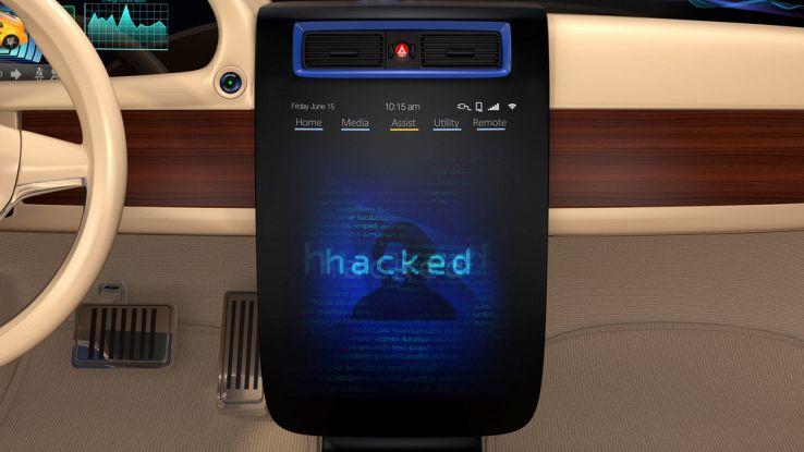 Smart car, una falla permette agli hacker di rubarle facilmente