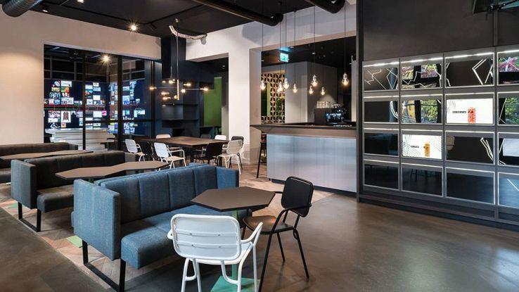 Data Kitchen, il primo ristorante automatico d'Europa. Come funziona