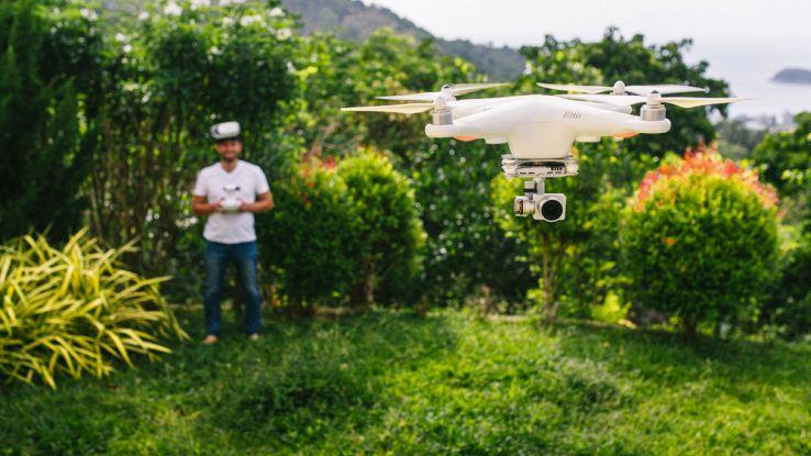 Attenzione ai droni, potrebbe essere un hacker che vuole i vostri dati