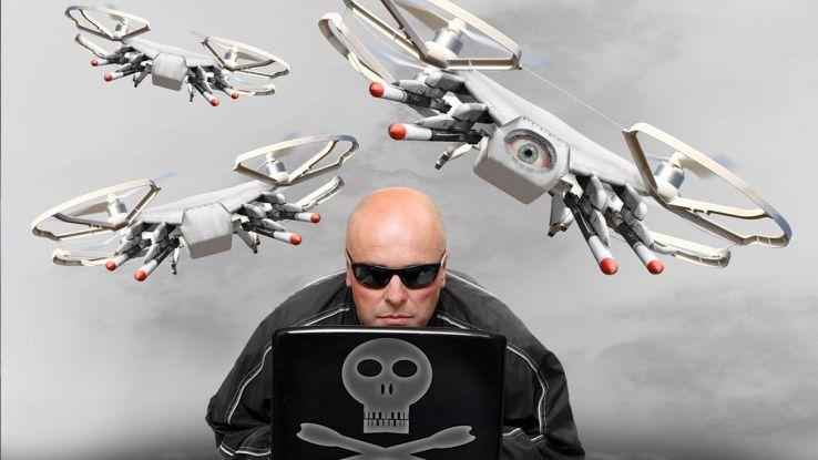 Drone jacking, un fenomeno allarmante in forte crescita. Ecco cosa è