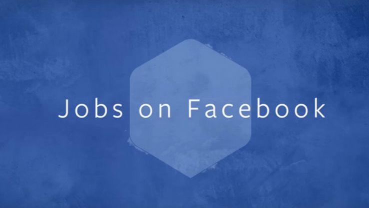 Come trovare lavoro su Facebook con la nuova funzione Jobs