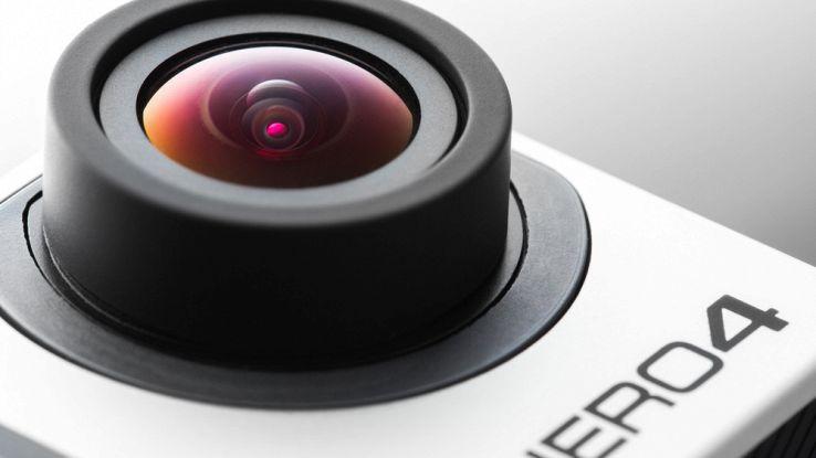 GoPro, entro fine anno vedrà la luce la nuova Hero 6