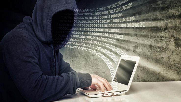 Hacker attacco