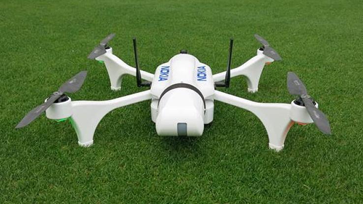 Nokia Saving Lives: droni e stazioni 4G per salvare vite umane