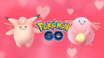 Pokemon Go festeggia San Valentino: lanciate nuove funzionalità
