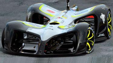 Roborace svela auto senza pilota guidata dall'intelligenza artificiale