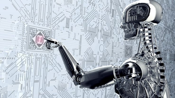 I robot si muoveranno usando la sola forza del pensiero