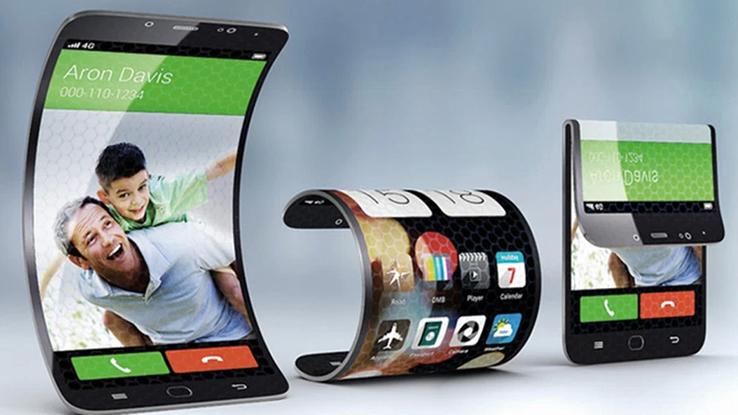 Apple iPhone 9 e Samsung Galaxy S9 con schermo pieghevole?
