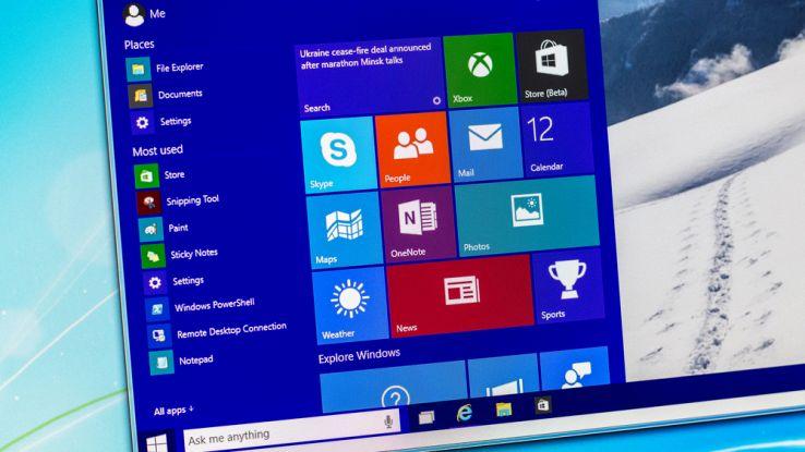 Windows 10 è il sistema operativo più sicuro, parola di Microsoft