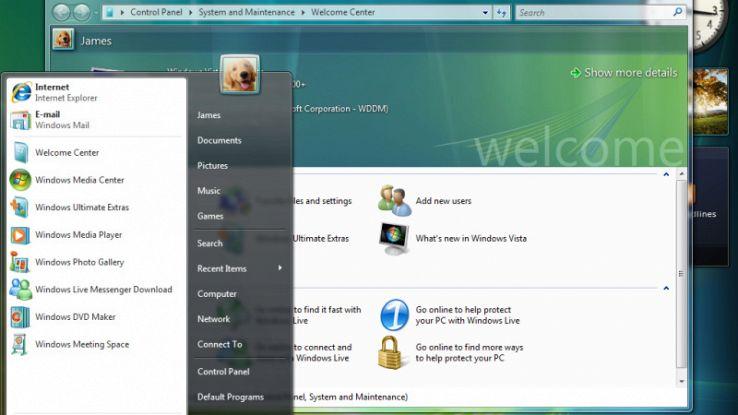 Windows Vista, Microsoft a breve terminerà il supporto