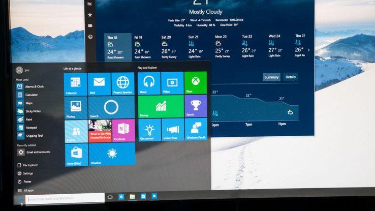 Windows 10 cambia look: presto arriverà un restyling
